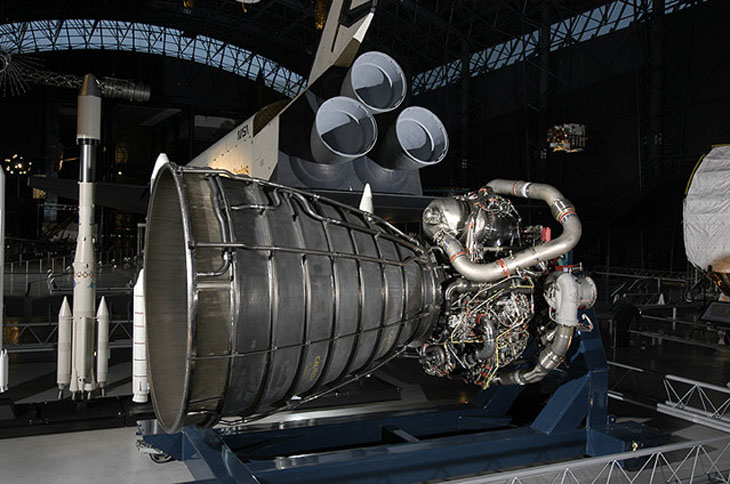 Space Shuttle Main Engine | How Things Fly