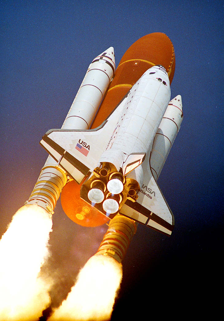 space shuttle materials - photo #21