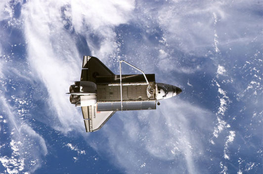 space shuttle gravity - photo #40
