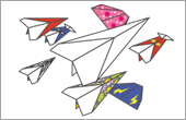 Paper Airplane Gallery